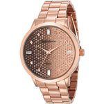 Relógio Mondaine Feminino Rosê 76708lpmvre2