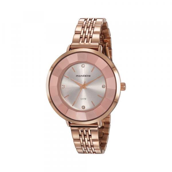 Relógio Mondaine Feminino Rosé 76718Lpmvre2