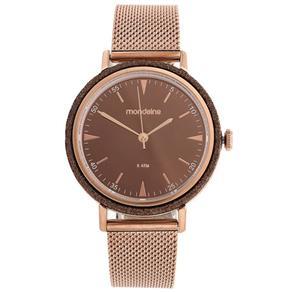 Relógio Mondaine Feminino Rosê 89001lpmvre2