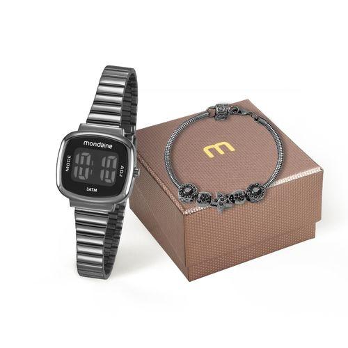 Tudo sobre 'Relógio Mondaine Kit'