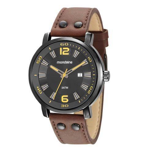 Tudo sobre 'Relógio Mondaine Masculino 53591GPMVPH1'