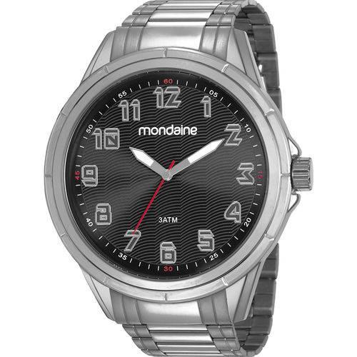 Relógio Mondaine Masculino 83437g0mvne1