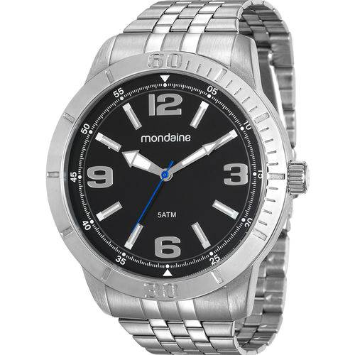 Relógio Mondaine Masculino 99191g0mvne1