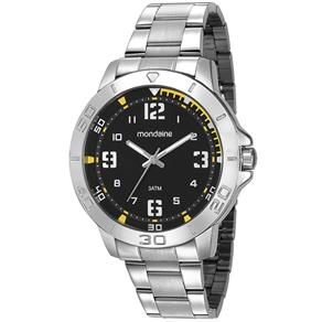 Relógio Mondaine Masculino Prata 99350g0mvne4