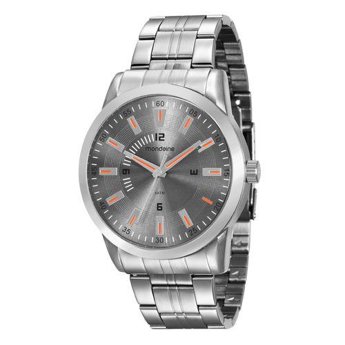 Relógio Mondaine Prateado Masculino 99088g0mvne1