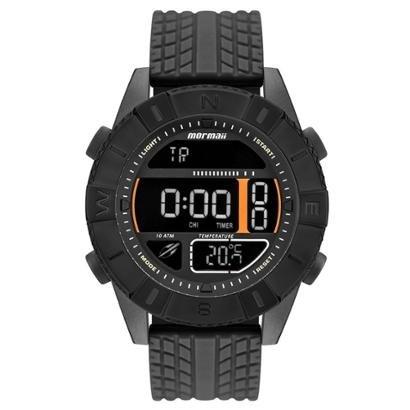 Relógio Mormaii Digital Action Temperature Masculino