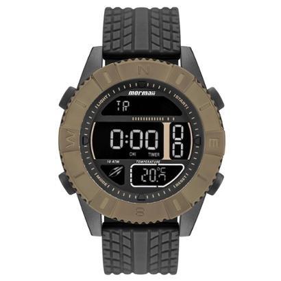 Relógio Mormaii Digital Road Temperature