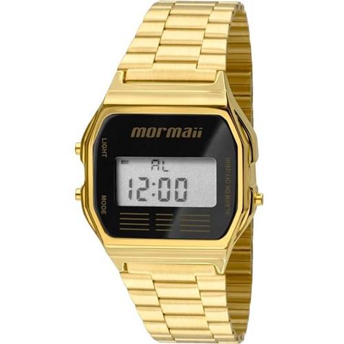 Relógio Mormaii Feminino Vintage Dourado Mojh02ab/4P