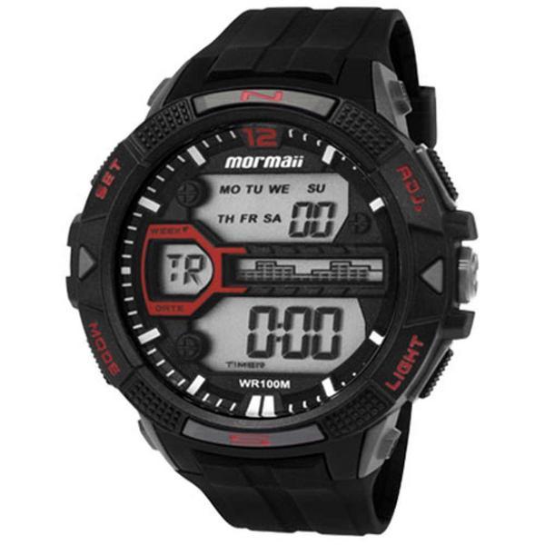 Relógio Mormaii Masculino Digital MO5000/8P