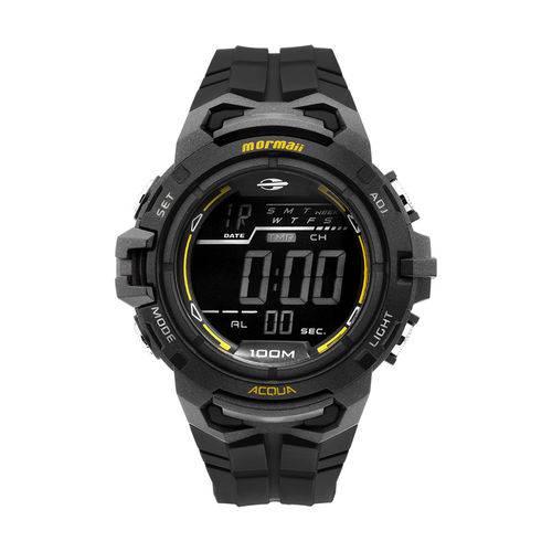 Tudo sobre 'Relógio Mormaii Masculino Preto Cronógrafo MO1147A/8P'