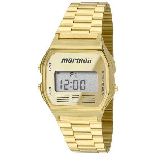 Tudo sobre 'Relógio Mormaii Vintage Digital Dourado Feminino Mojh02ab/4d'