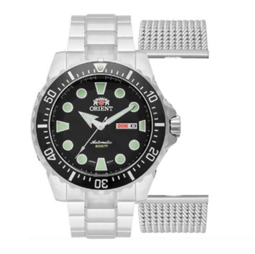 Tudo sobre 'Relógio Orient Diver Masculino 469SS073-P1SX 0'