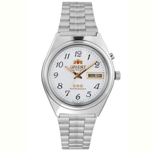 Tudo sobre 'Relógio Orient Masculino 469WB1A 005556REAN'