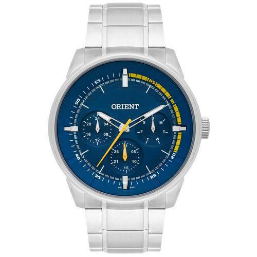 Tudo sobre 'Relógio Orient Masculino Multi-função Mbssm079d1sx'