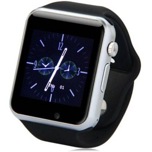 Relogio Smartwatch A1 - Preto