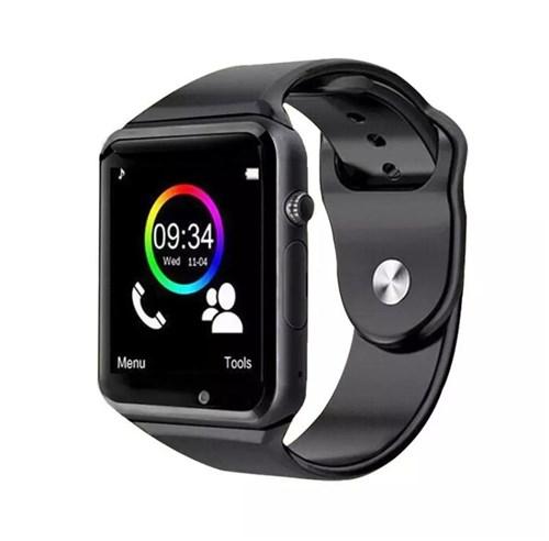 Relógio Smartwatch A1 (Preto)