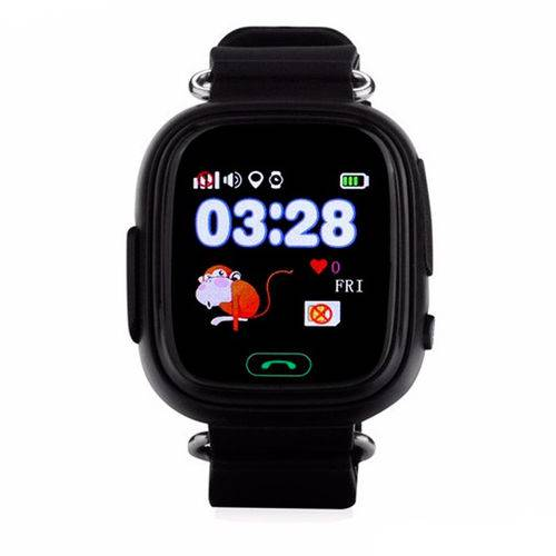 Tudo sobre 'Relogio Smartwatch G72 Preto'