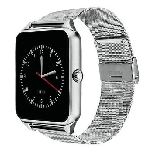 Relógio Smartwatch Gt08 (Prata)