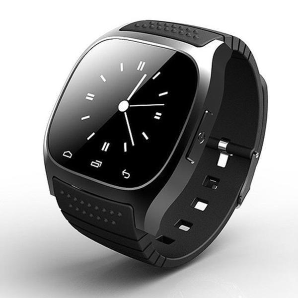 Relógio Smartwatch M26 (Preto)