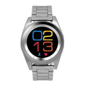 Relógio Smartwatch NO.1 G6 - Prata