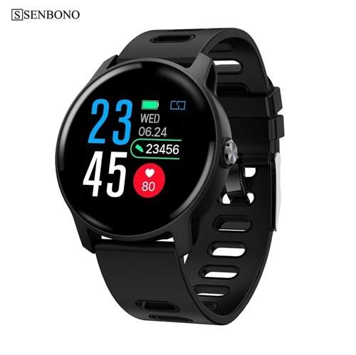 Relógio Smartwatch S08 (Preto)