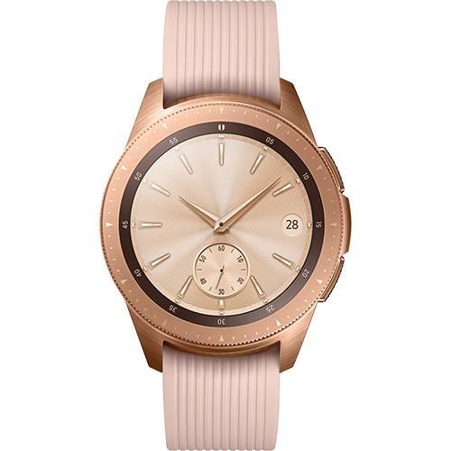 Tudo sobre 'Relógio Smartwatch Samsung Galaxy Watch Bt 42mm - Dourado'