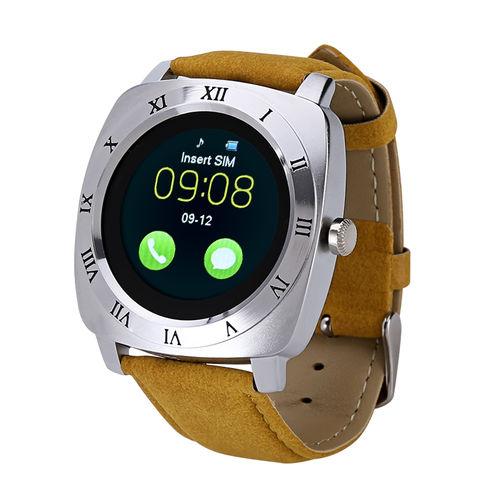 Relogio Smartwatch X3 Prata
