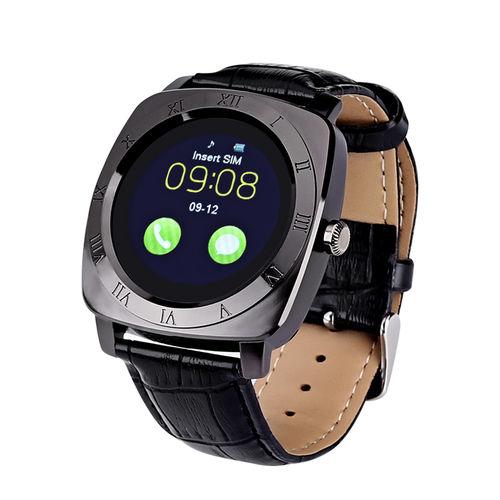 Relogio Smartwatch X3 Preto
