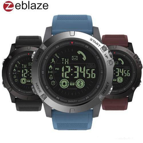 Tudo sobre 'Relógio Smartwatch Zeblaze Vibe 3'