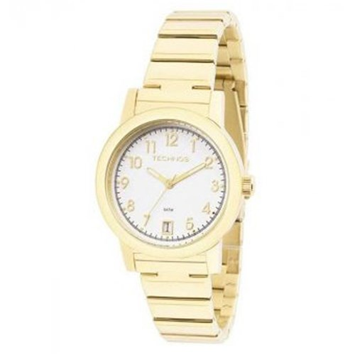Relógio Technos 2115Kpi/4K (Aço Inox, Dourado, Analógico)