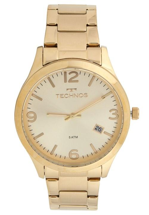 Relógio Technos 2315ACD/4X Dourado