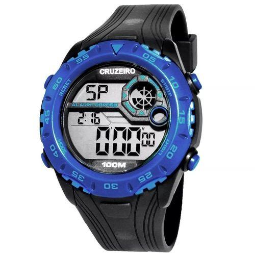 Relógio Technos Cruzeiro Cru1360b/8a - Azul