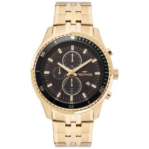 Tudo sobre 'Relógio Technos Dourado Masculino Desafiantes Js15fe/4p'