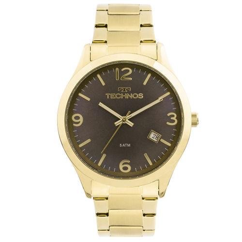 Relógio Technos Dress 2315ACD/4C Dourado