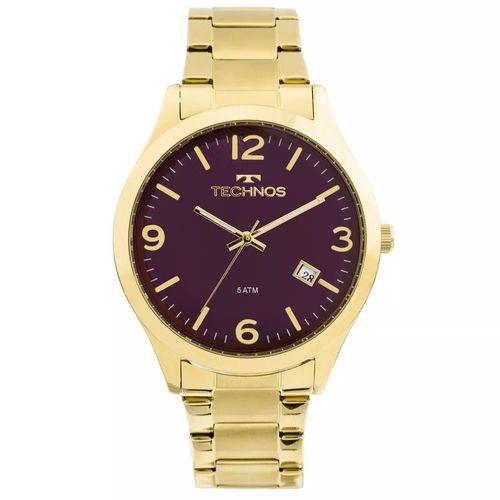 Relógio Technos Dress 2315ACD/4N Dourado