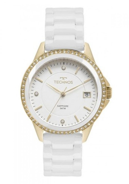 Tudo sobre 'Relógio Technos Elegance Ceramic 2315KZS/4B'