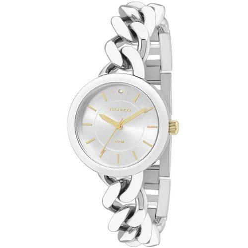 Relógio Technos Elegance Elos Analógico Feminino 2036loq/1k