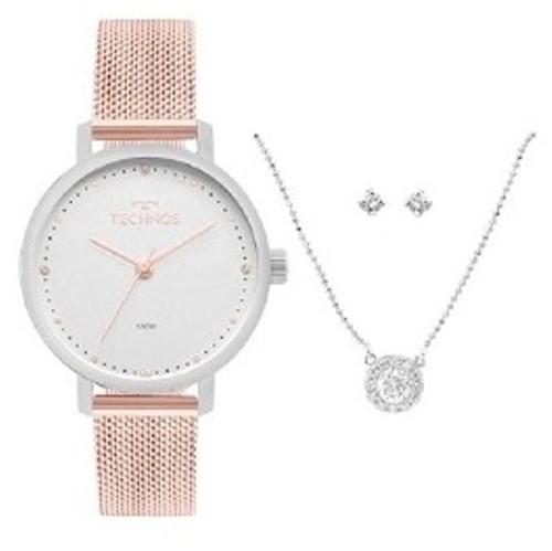Relógio Technos Feminino 2035MMM/K5K 0