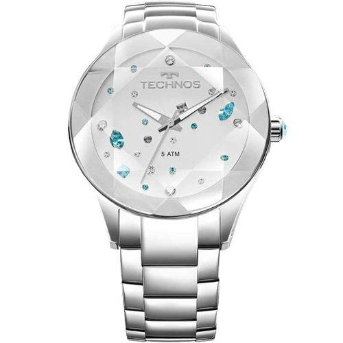 Tudo sobre 'Relógio Technos Feminino Crystal 2039AVDTM/1K'