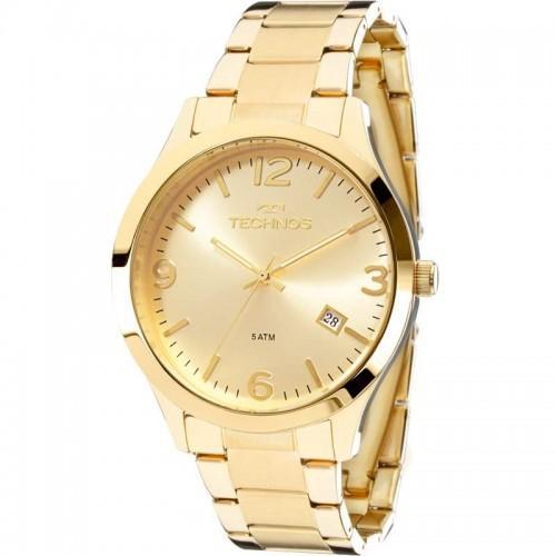 Relógio Technos Feminino Dourado 2315ACD/4X