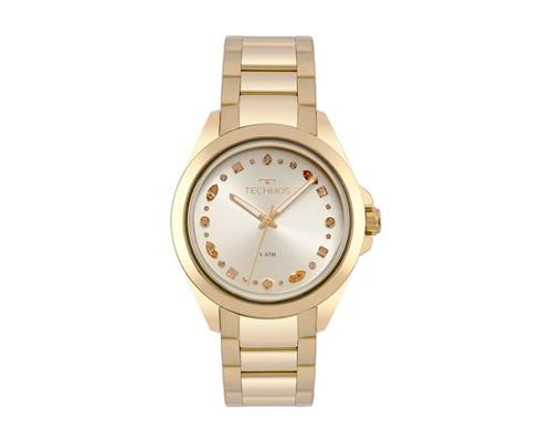 Tudo sobre 'Relógio Technos Feminino Elegance 203AAA/4D'