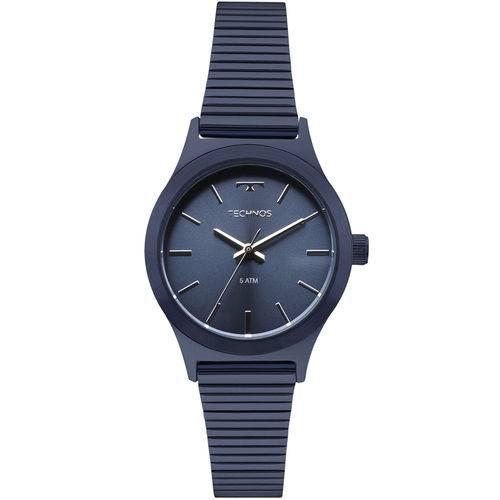 Tudo sobre 'Relógio Technos Feminino Elegance Boutique Azul - 2035mmi/4a'