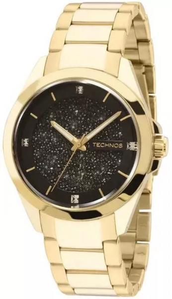 Relógio Technos Feminino Elegance Crystal 203aaa/4p