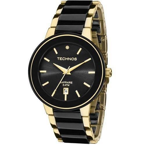 Tudo sobre 'Relógio Technos Feminino Elegance Sappire 2115krs/4p'