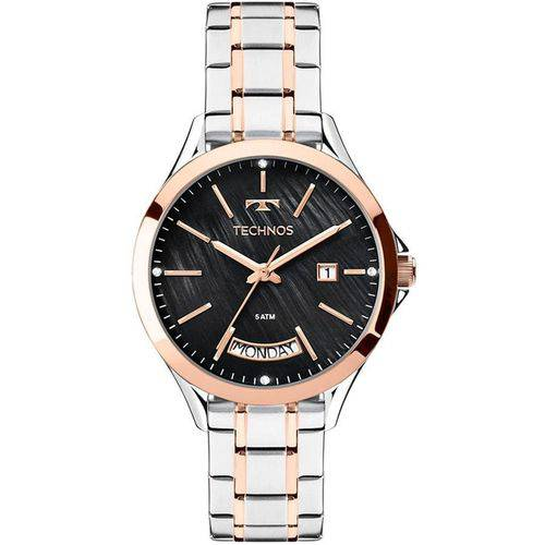 Tudo sobre 'Relógio Technos Feminino Ref: 2350ah/5p Fashion Bicolor'
