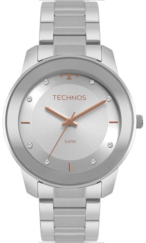 Relógio Technos Feminino Trend 2036MKG/1K