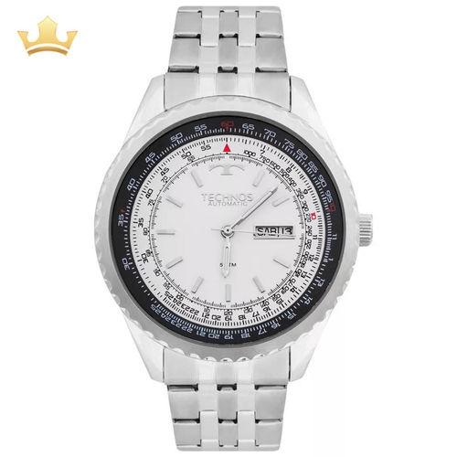 Relógio Technos Masculino 8205nm/1b Automático
