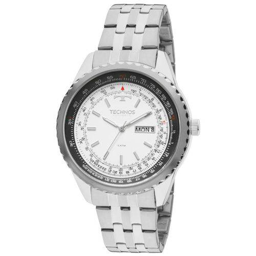 Relógio Technos Masculino Automático 8205nm/1b