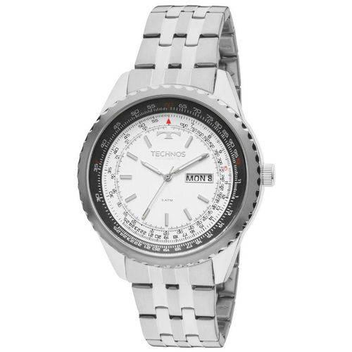 Relógio Technos Masculino Ref: 8205nm/1b Automático