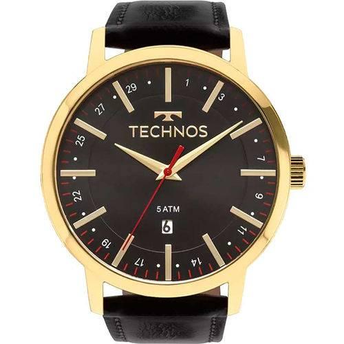 Tudo sobre 'Relógio Technos Masculino Steel 2115mmi/4p'
